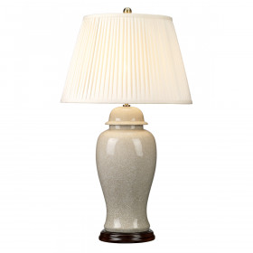 Elstead Lighting IVORY IVORY CRA LG/TL stolní lampa 60W/E27
