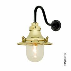 Davey Lighting--DP7125/BR/CL/SN-BTCDP7125/BR/CL/SN