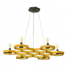 Hinkley Lighting--HK-MOXIE6-C-SSG-ELSHK/MOXIE6/C SSG