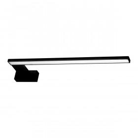 Nástěnné svítidlo 1x11W/LED SHINE BLACK ML4381 Milagro