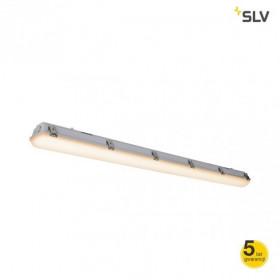 SLV IMPERVA 1001316 Oprawa hermetyczna 1x55W/LED IP 66 6600lm Ciepła biała 3000K